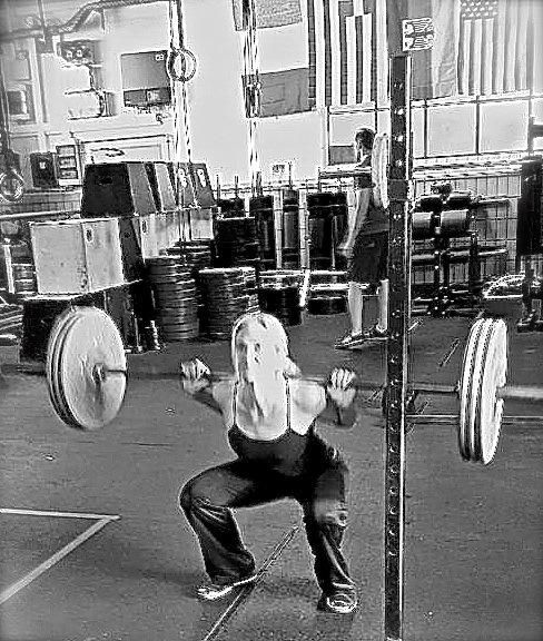 keri back squat