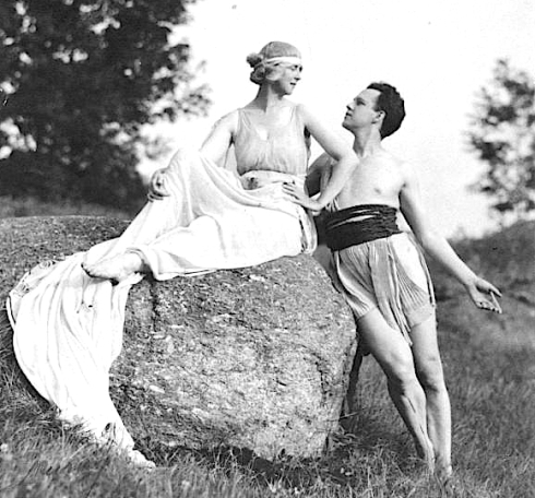 'I loved you--until I saw your kettlebell!'